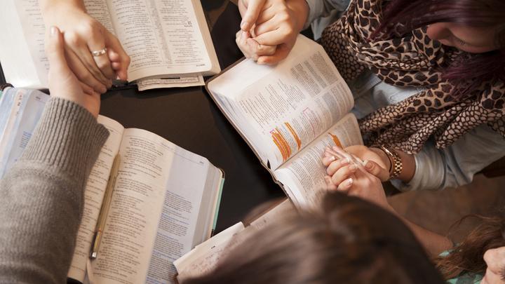 Evening Bible Study 2019-2020 logo image