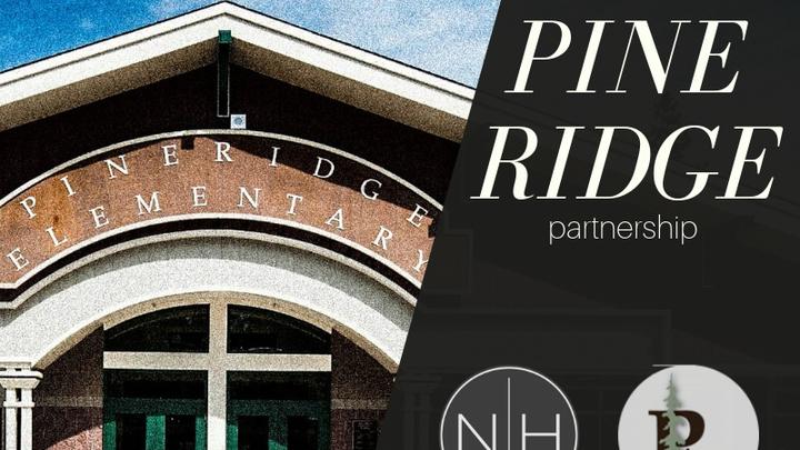 Pine Ridge School Partner Opportunities logo image