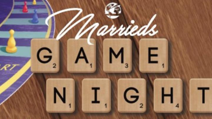 Marrieds Game Night logo image
