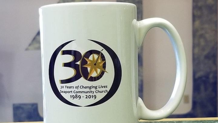 30th Anniversary Mug logo image