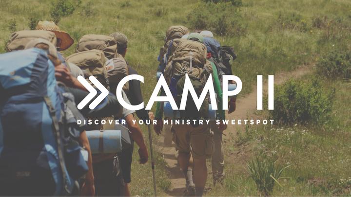 Camp 2 - Discover Your D.E.S.I.G.N. - November - 9am logo image