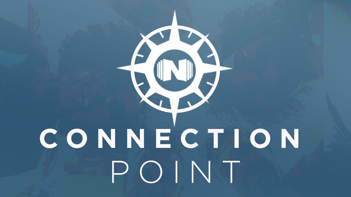 Connection Point - August 18 & 25 logo image