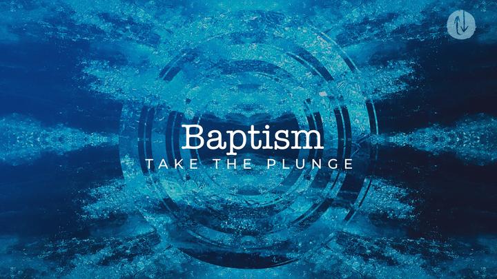 Baptism Class - Aug. 25 logo image