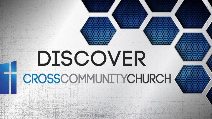 Discover Cross Community (9/8-9/29) logo image