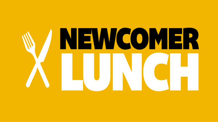 TG | Newcomer's Lunch August 25 logo image