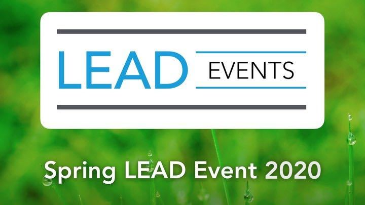 Spring LEAD Event logo image