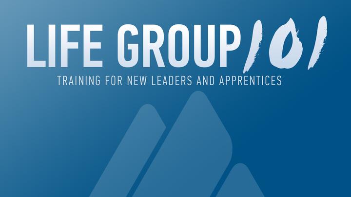 Life Group 101 Training logo image