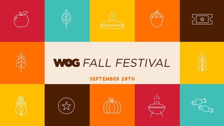 WOG Fall Festival logo image