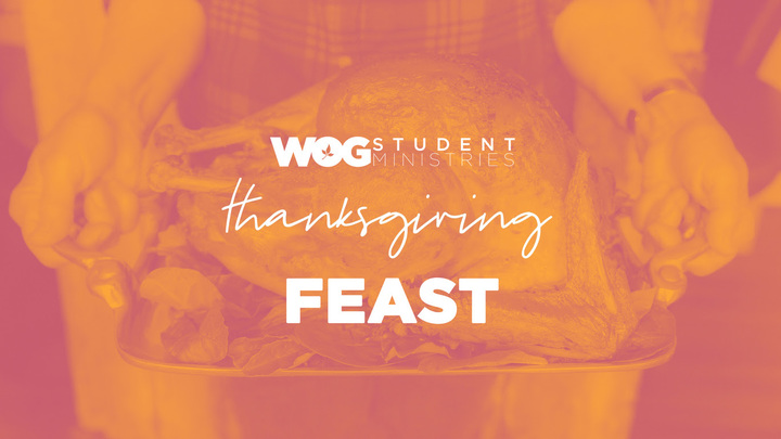 Youth/Adult Thanksgiving Feast logo image