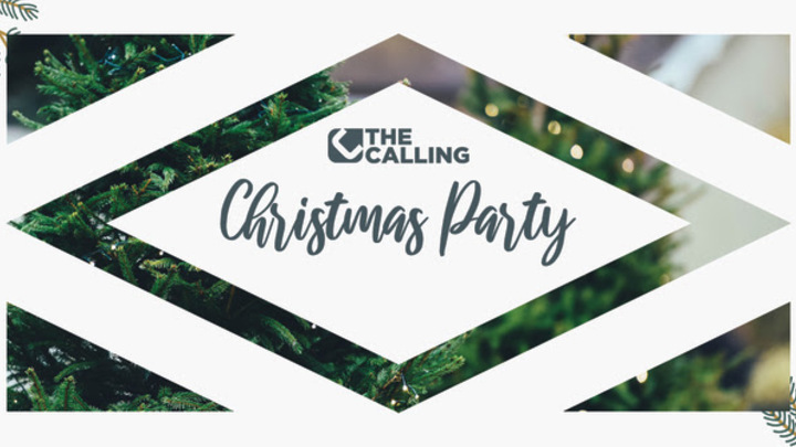 The Calling Christmas Party logo image