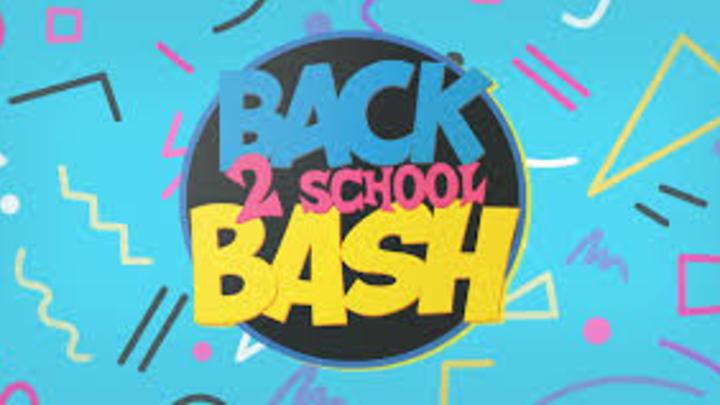 Back 2 School Bash! logo image