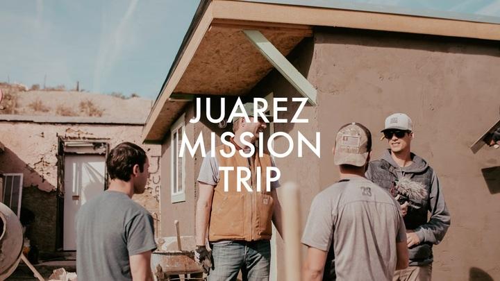 Men's Mission Trip: Juarez November Build logo image