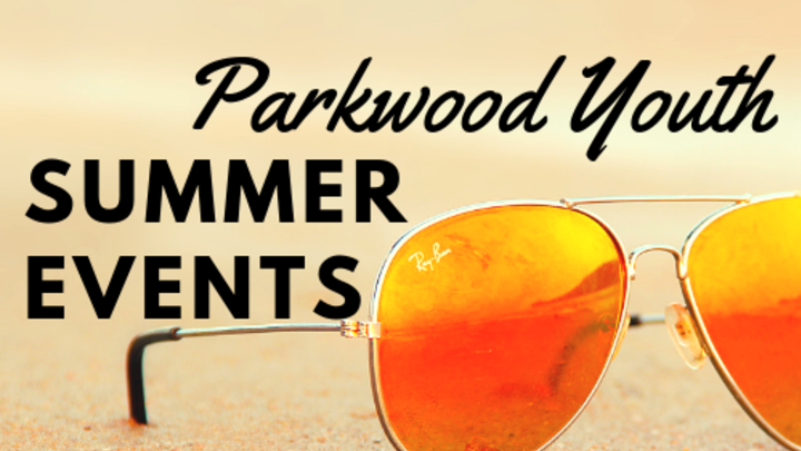 PARKWOOD YOUTH Summer Events logo image