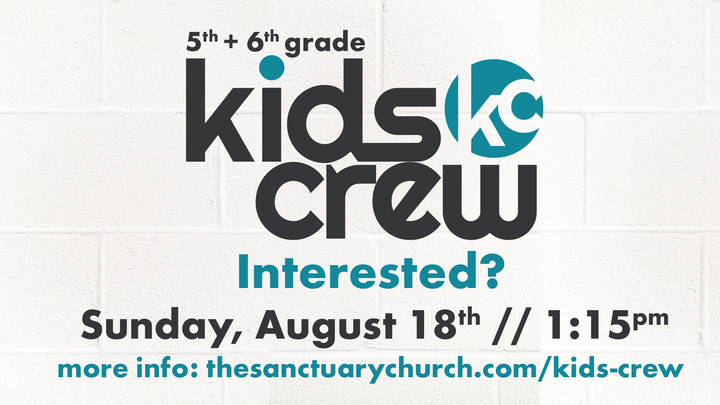 Kids Crew Application Fee Payment logo image