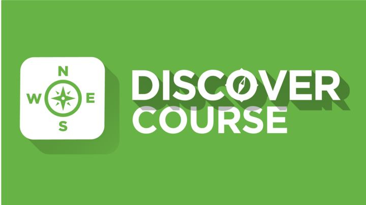 DISCOVER Course (8 Weeks) 10/3/19 - 11/21/19 logo image