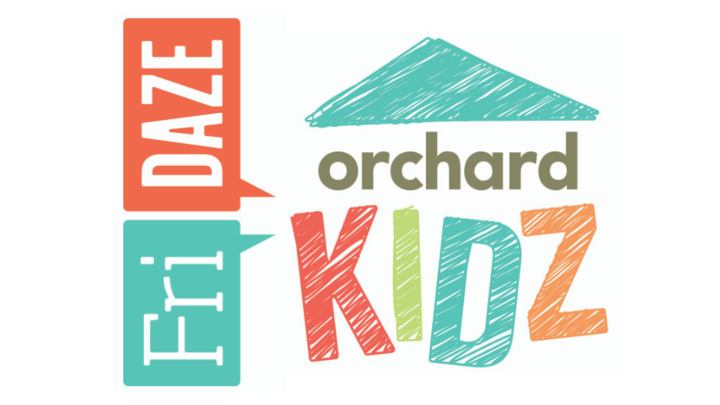 Children's Ministry at The Orchard logo image