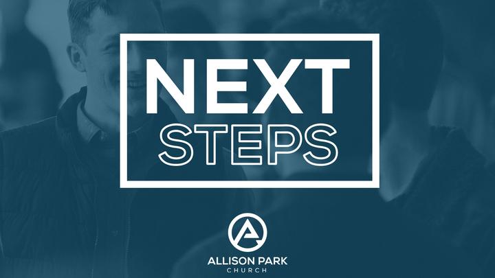HAMPTON | Next Steps logo image