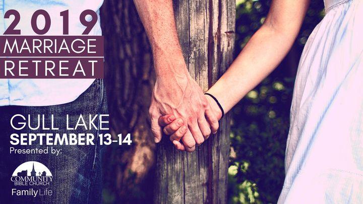 2019 Marriage Retreat logo image