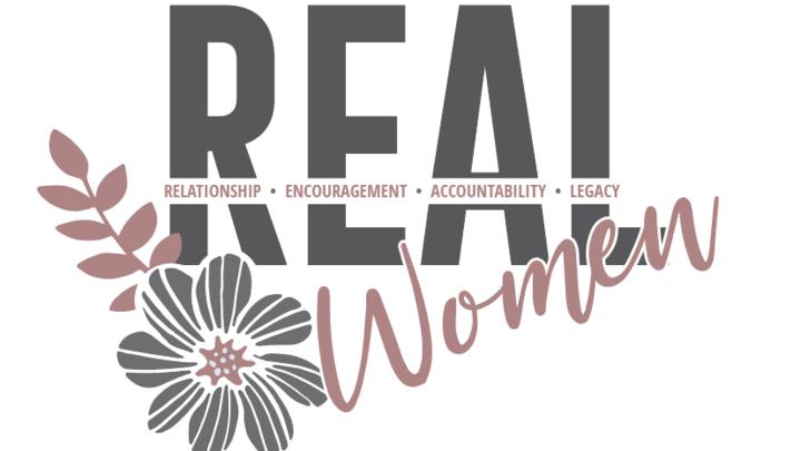 REAL Women 2019-2020 logo image