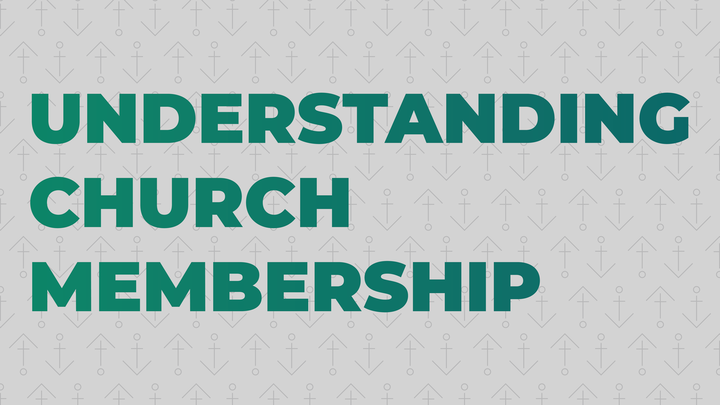 Understanding Church Membership logo image