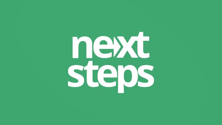 Next Steps - Midland | September logo image