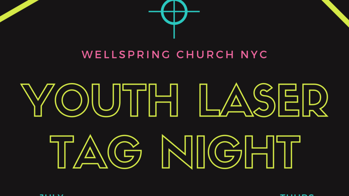 Youth Lazer Tag logo image