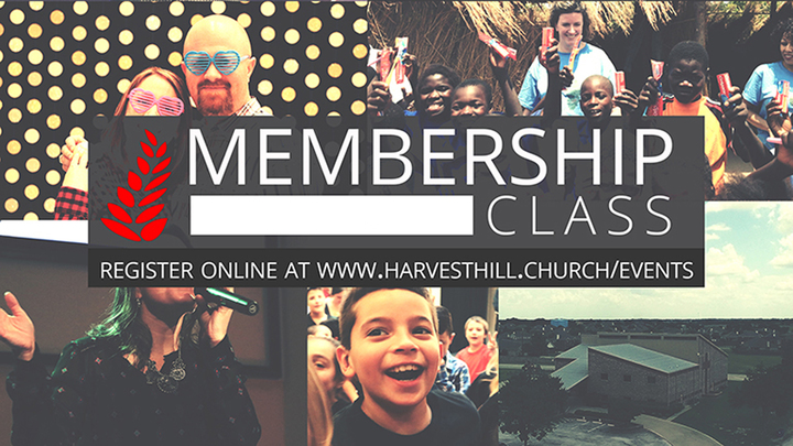 New Members Class & Lunch logo image