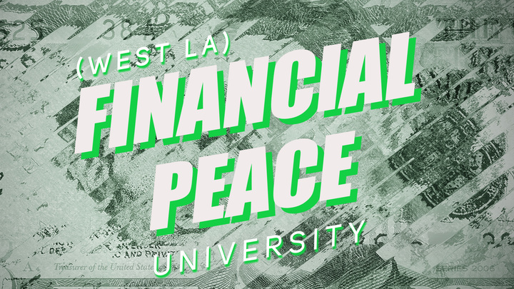 Financial Peace Class - Wednesdays, Fall 2019 in WLA logo image