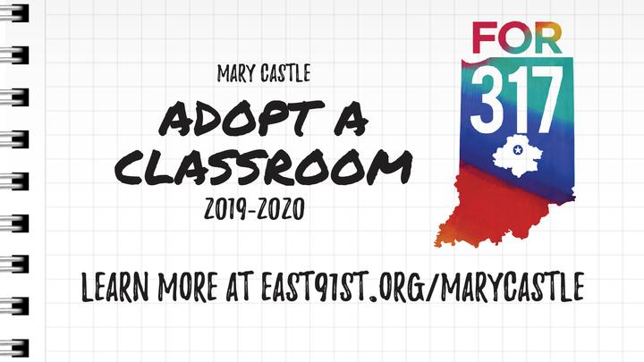 Adopt a Classroom logo image