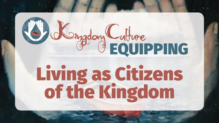 KCE Course - Living as Citizens of the Kingdom logo image