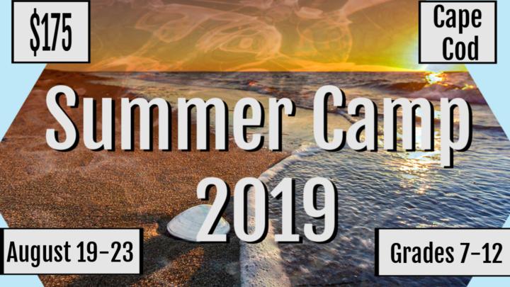 Youth Summer Camp logo image
