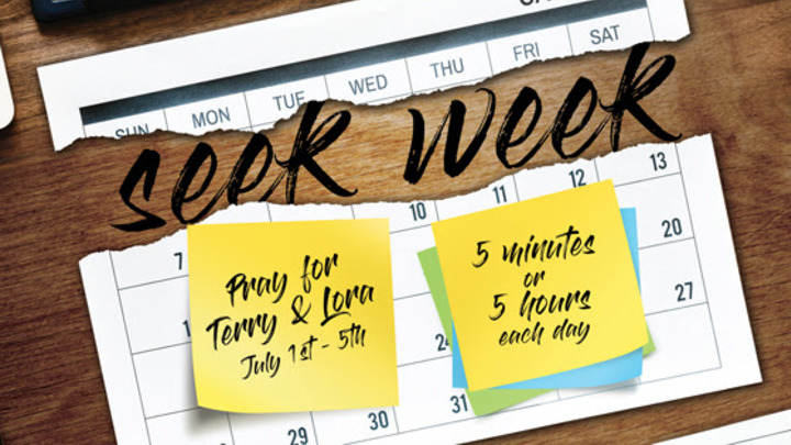 Seek Week logo image