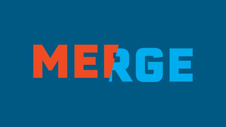 Merge Night logo image