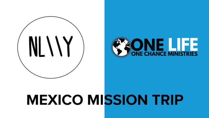 Youth Mexico Missions trip March 2020 logo image