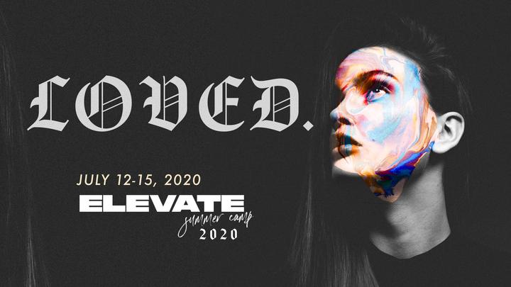 ELEVATE SUMMER CAMP 2020 logo image