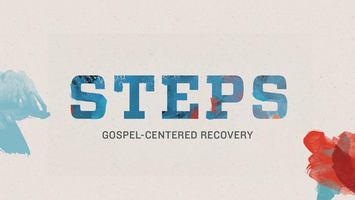 STEPS - Men's Discipleship logo image
