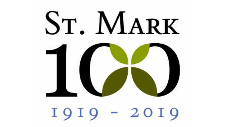 St. Mark Centennial Golf Tournament logo image