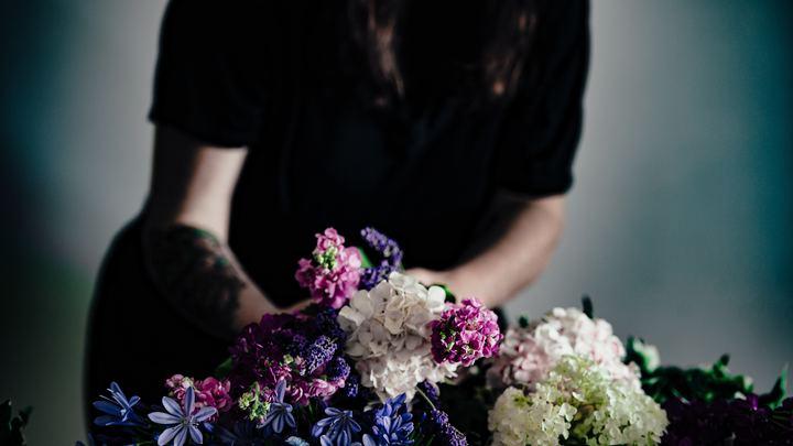 Women's Flower Workshop logo image