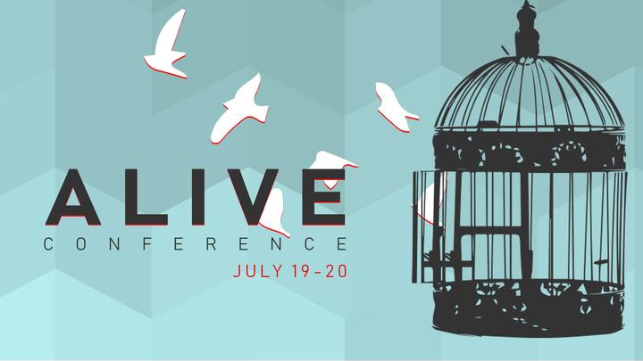 Alive Conference logo image