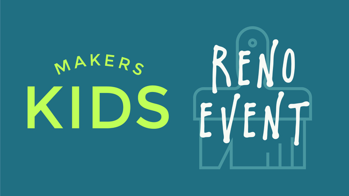 Makers Kids Renovation Event logo image