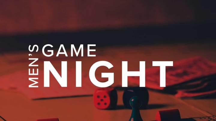 Men's Game Night at Evergreen-Bloomington logo image