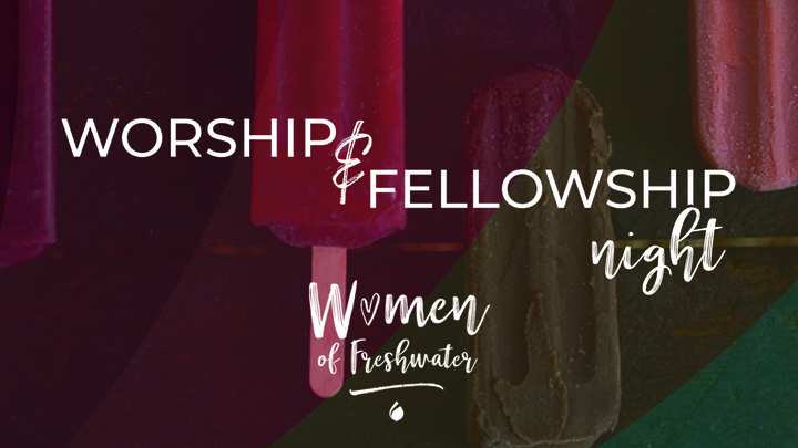 Women's Worship and Fellowship Night logo image