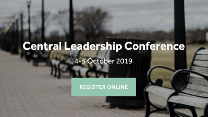 Central Leadership Conference logo image