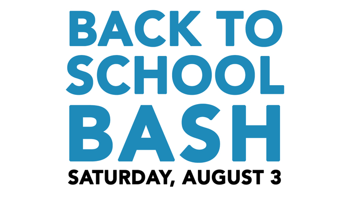 Back to School Bash logo image