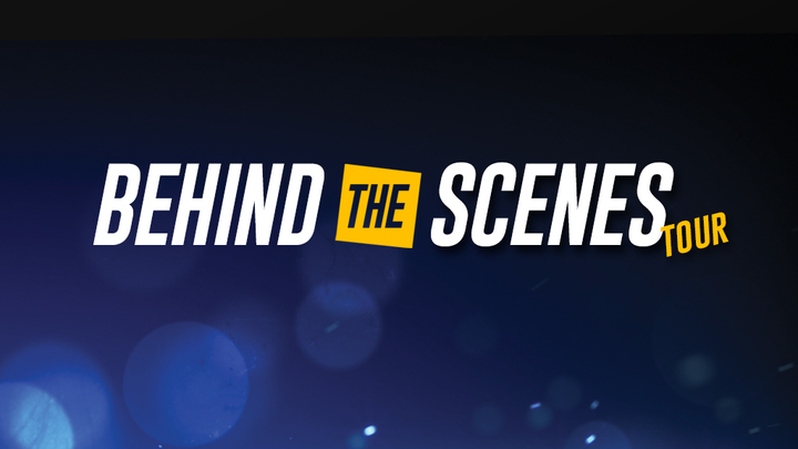 Behind The Scenes Tour logo image