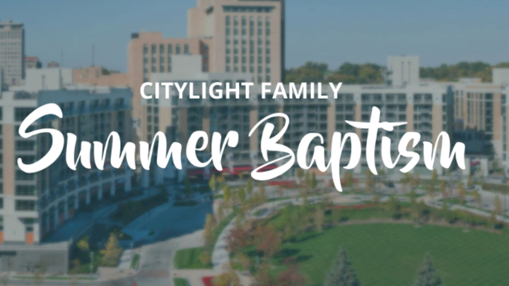 Summer Baptism Volunteers 2019 logo image
