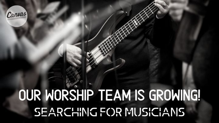 Join the Worship Team logo image