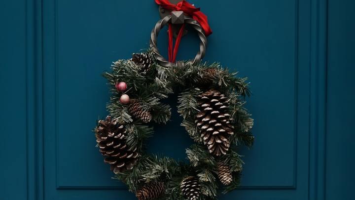 Neighborhood Christmas Caroling logo image