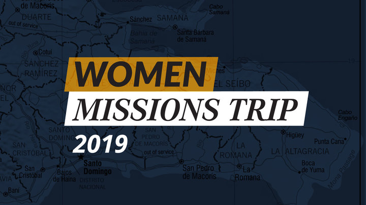 2019 Women Missions Trip logo image