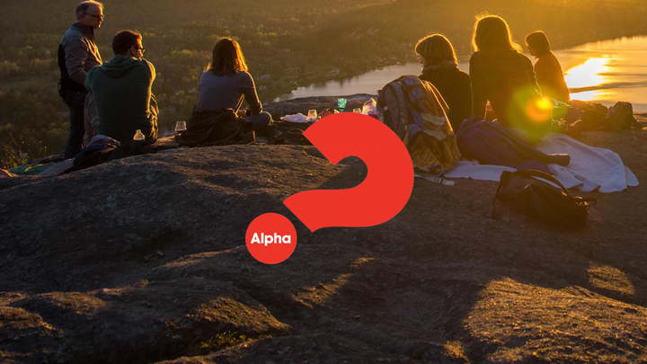 Alpha Retreat logo image